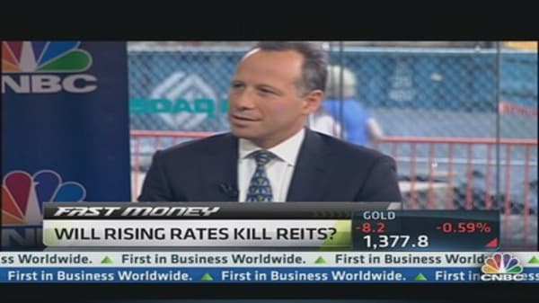 REITs Roar on Rising Rates: Pro