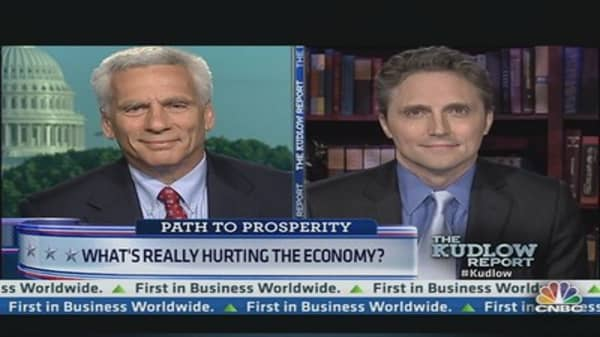 Higher Taxes or the Sequester to Blame?
