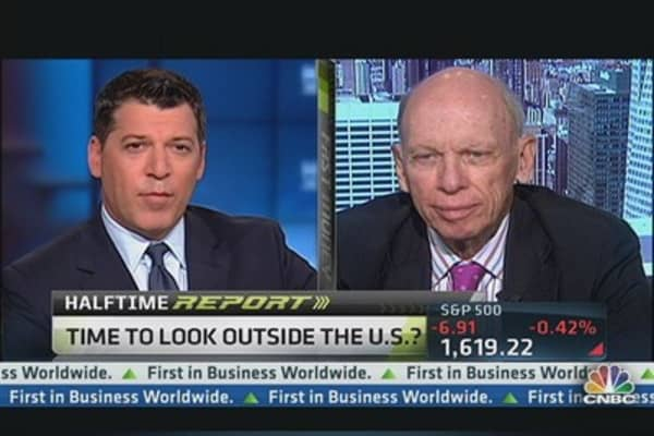 Byron Wien Expects 'Trouble Ahead'
