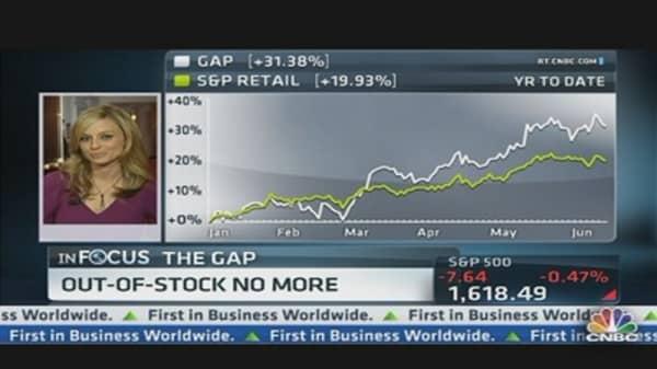 Gap's New 'Reserve It Now'