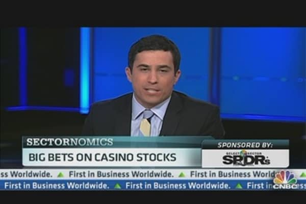 Big Bets on Casino Stocks