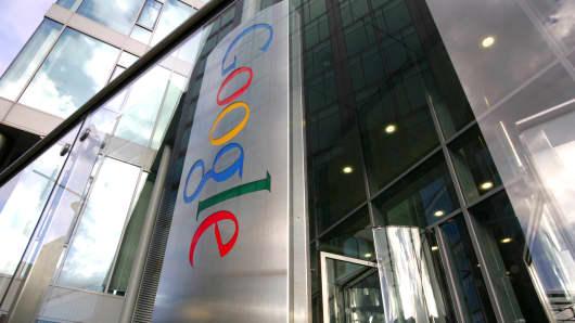 Google's European headquarters in Dublin, Ireland,