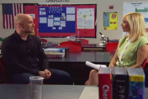 CNBC Meets: Andre Agassi, Part Two