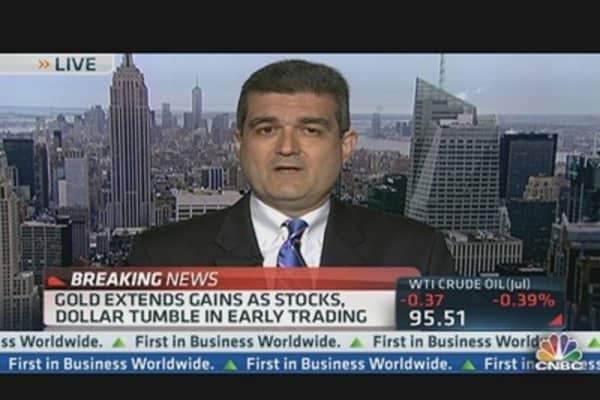 Dollar Slumps to 10-Week Low Versus Yen