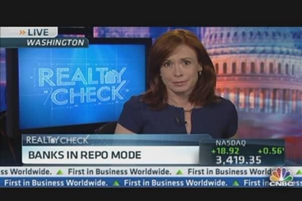 Banks In Repo Mode