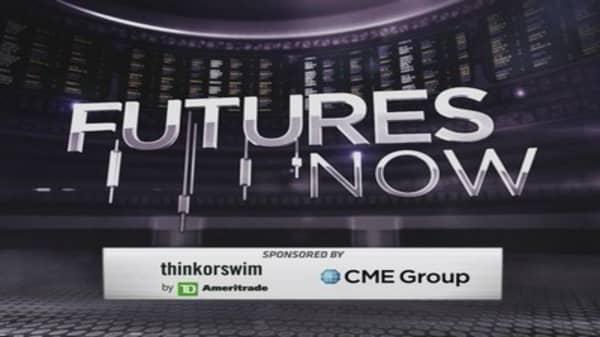 Futures Now, June 13, 2013