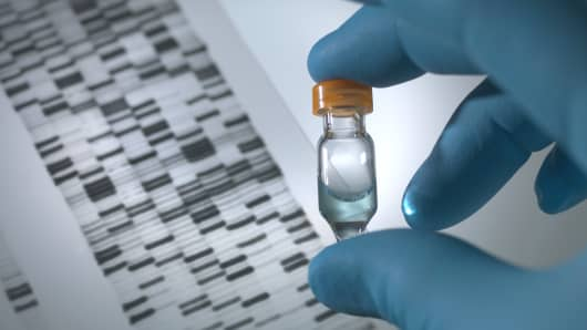Dna sequencing research paper