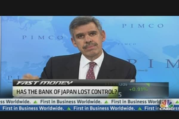 A Question Mark on Japan: Pimco CEO