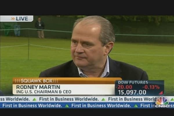 ING CEO Address America's 'Daunting' Retirement Crisis