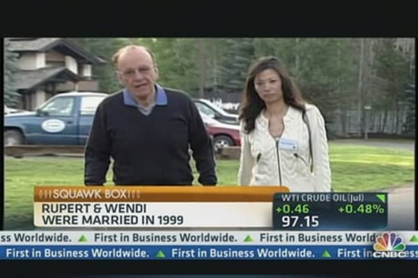 Rupert Murdoch to Divorce Wife of 14 Years