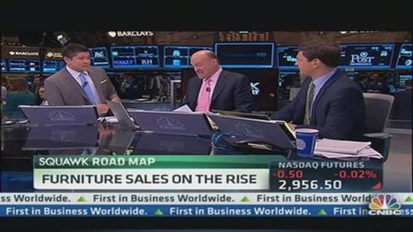 Cramer: Restoration Hardware Is a 'Terrific Company'