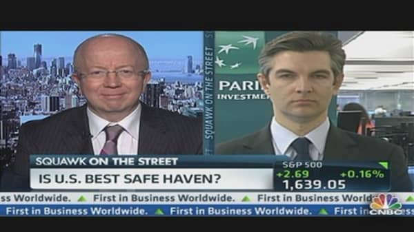 Is US the Best Safe Haven Play?