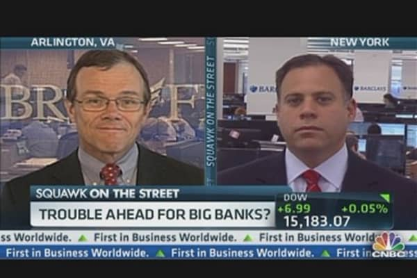 Big Trouble Ahead for Big Banks?
