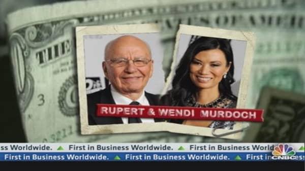 'McMunchies,' the Murdoch Dump and a Lulu Week