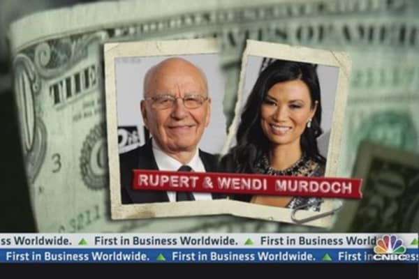 'McMunchies,' the Murdoch Dump and a Lulu Week