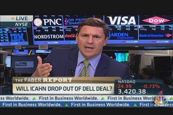 Icahn In the Dell?