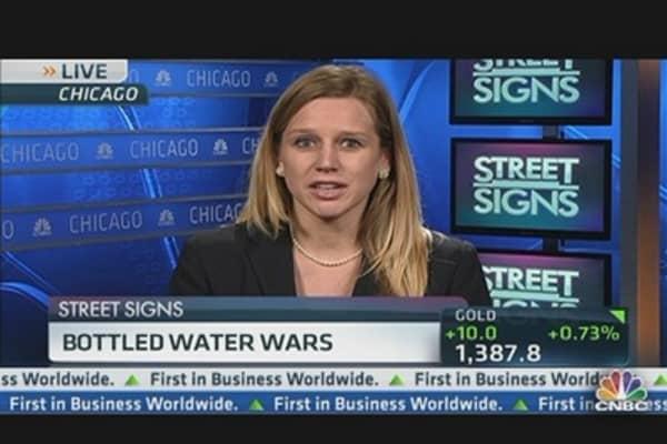 Water Wars, In a Bottle