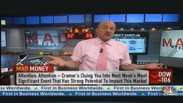 Who's Afraid of the Fed? Not Cramer