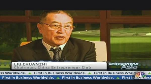 Meet the Legend of Corporate China