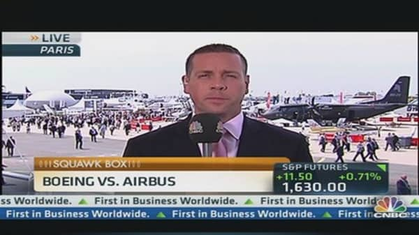 Why Analyst 'Favors' Boeing Over Airbus