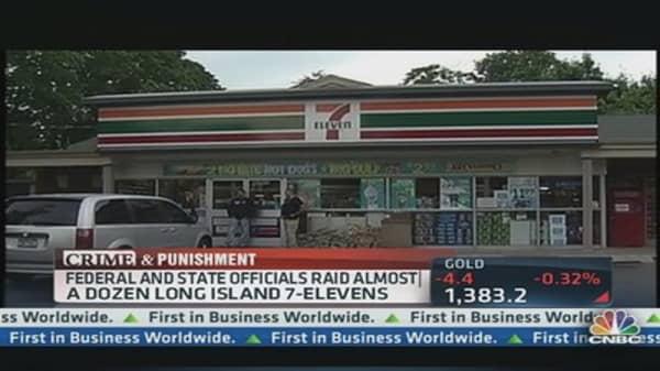 Feds Raid a Dozen Long Island 7-Elevens
