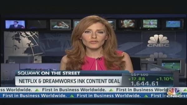 Big Deal For DreamWorks & Netflix