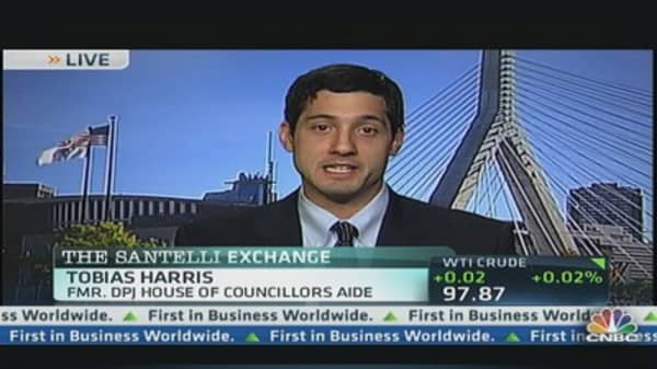 Santelli: Has Abe's Arrow Missed Its Target