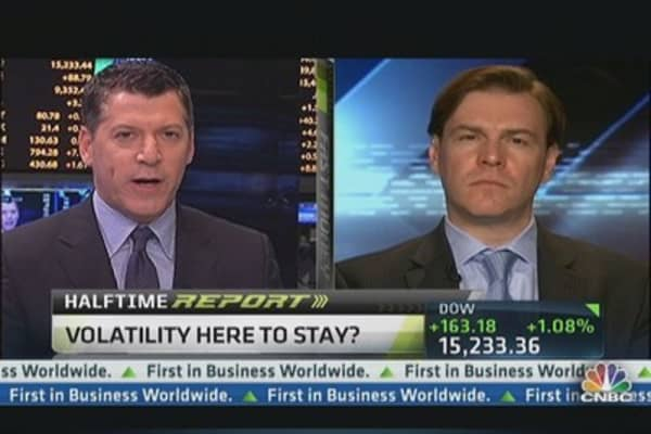 Volatility May Be the New Norm: Pro