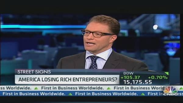 Seeking America's Entrepreneurial Mojo
