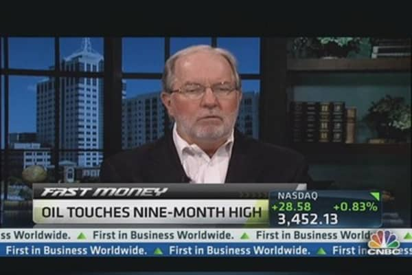 Informed Money's Oil Trade: Gartman