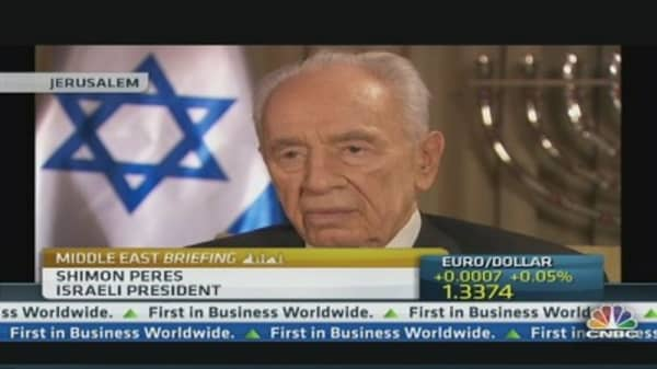 Israel Is an 'Innovation Land': President
