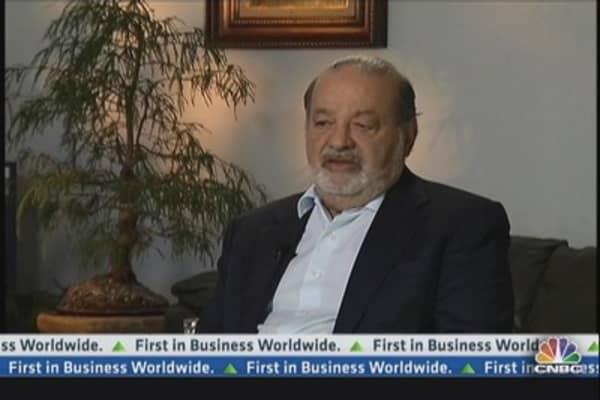 60 Is the New 30: Carlos Slim