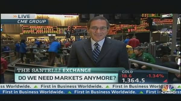 Tweaks Do Not Produce Good Outcomes: Santelli