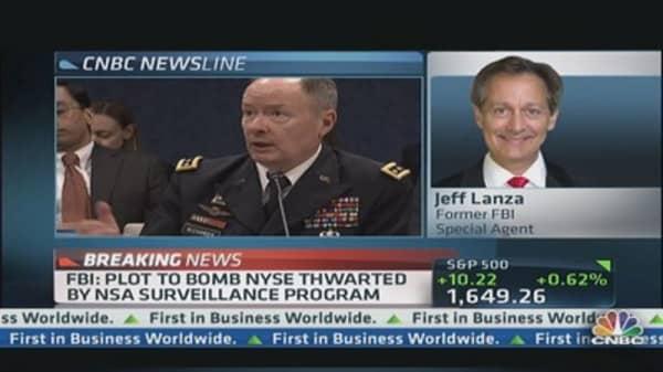 More Than 50 Terrorist Plots Thwarted: FBI