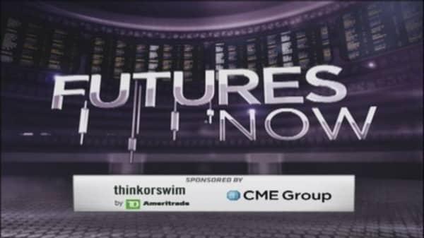 Futures Now, June 18, 2013
