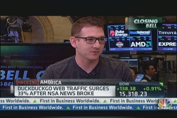 DuckDuckGo Search Engine Surges 33%