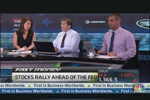 'Full-Speed Ahead' Before Fed Meeting