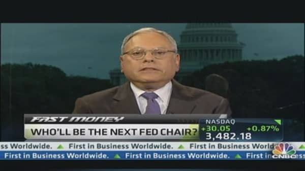 Obama 'Essentially Fired' Bernanke: Meyer