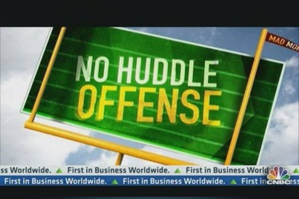 No Huddle Offense: Market Favoring Old Tech?