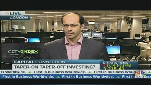 Taper-On Taper-Off Investing