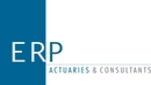 ERP Actuaries & Consultants logo