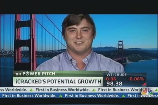 Power Pitch: Bet on Startup iCracked?