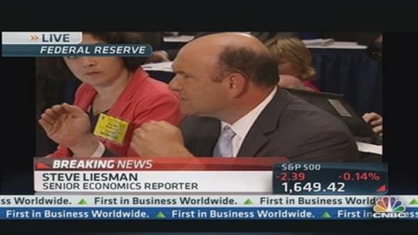 Bernanke Clarifies Potential Plan to Reduce Purchases