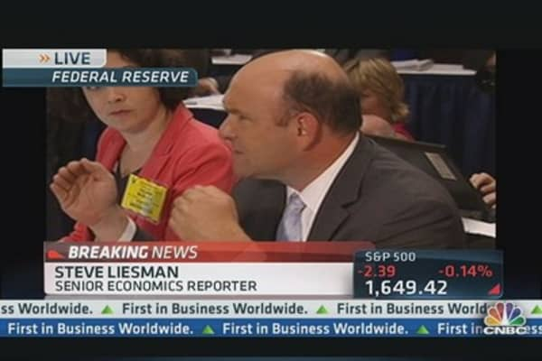 Bernanke Clarifies Potential Plan to Reduce Purchases