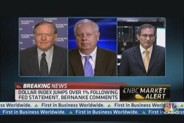 Market Volume Is Coming Back: Trader