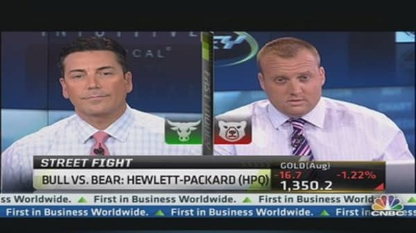 Debate It: Bull vs. Bear on Hewlett-Packard