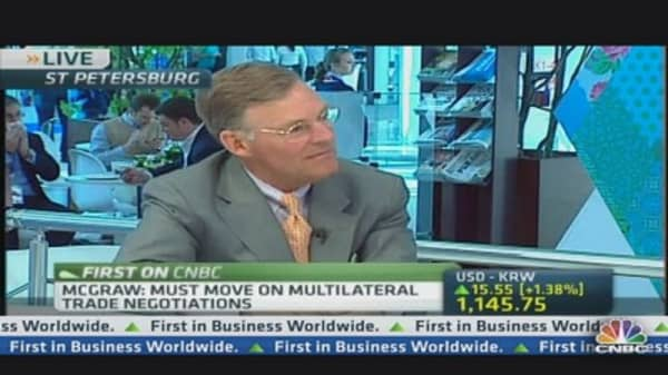 Russia Needs to Engage With the World: McGraw Hill CEO