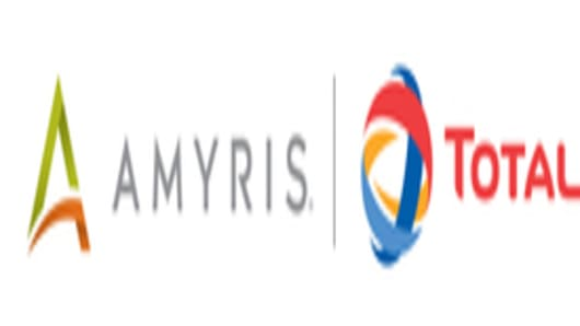 Amyris and Total Logo
