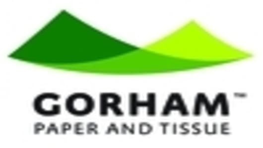 Gorham Paper and Tissue logo