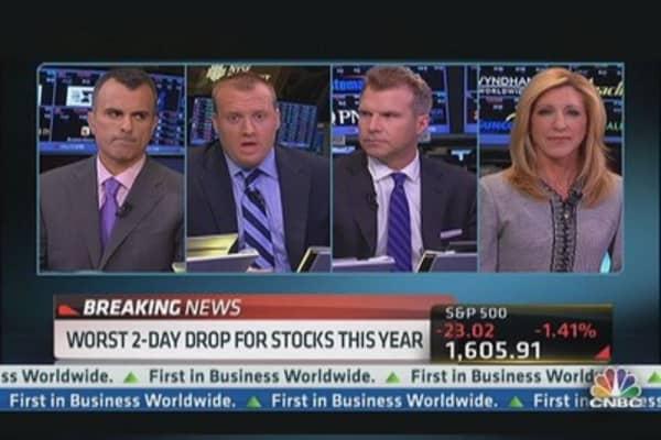 Picking Post-Fed Meltdown Stocks